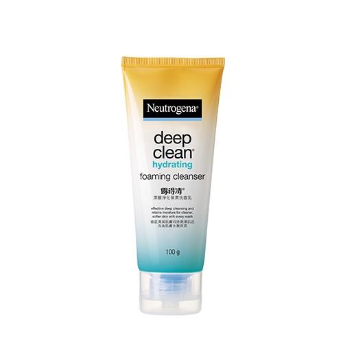 深層淨化保濕洗面乳 - 露得清 Neutrogena