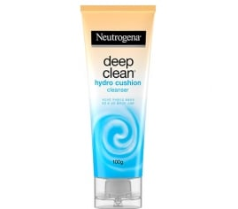 Neutrogena 深層淨化氣墊泡泡保濕潔顏乳