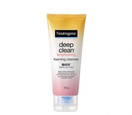 深層淨化亮白洗面乳 - 露得清 Neutrogena