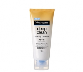 深層淨化洗面乳 - 露得清 Neutrogena