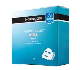 Neutrogena 水活保濕面膜