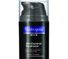 雙效控油保濕乳 - 露得清 Neutrogena