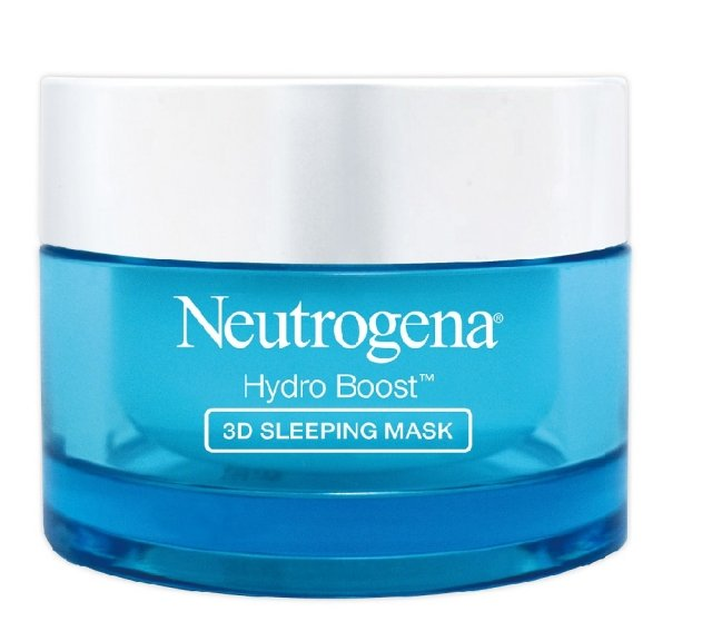 水活保濕3D晚安面膜 - 露得清 Neutrogena